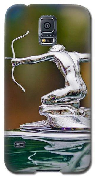 1935 Pierce-arrow 845 Coupe Hood Ornament Galaxy S5 Case