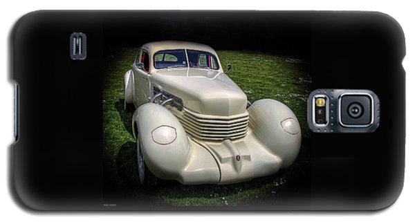 1936 Cord Automobile Galaxy S5 Case