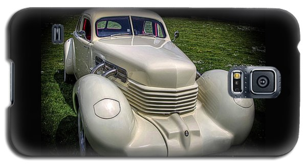 1936 Cord Automobile Galaxy S5 Case by Thom Zehrfeld