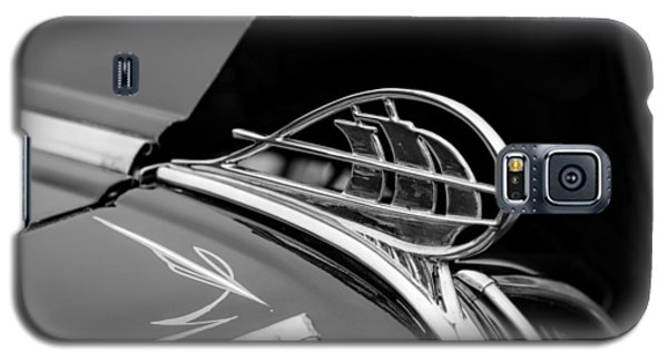 1936 Plymouth Sailing Ship Hood Ornament Galaxy S5 Case