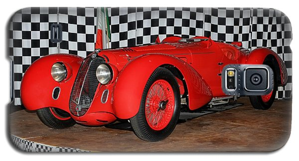 Galaxy S5 Case featuring the photograph 1938 Alfa Romeo 2900b Mm by Boris Mordukhayev