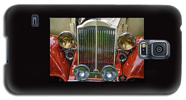1928 Classic Packard 443 Roadster Galaxy S5 Case