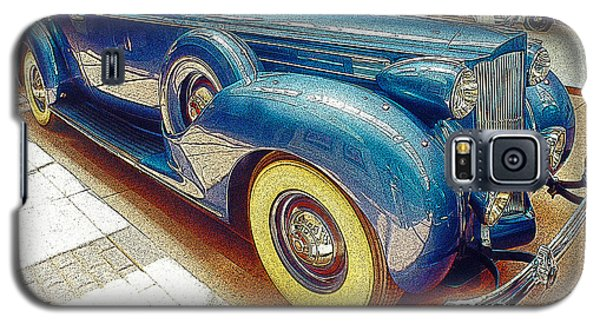 1938 Packard National Automobile Museum Reno Nevada Galaxy S5 Case