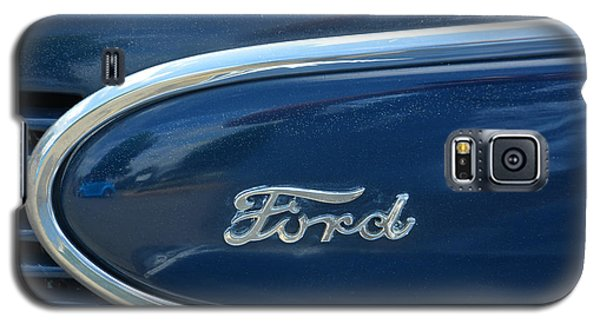 1939 Ford Emblem Galaxy S5 Case