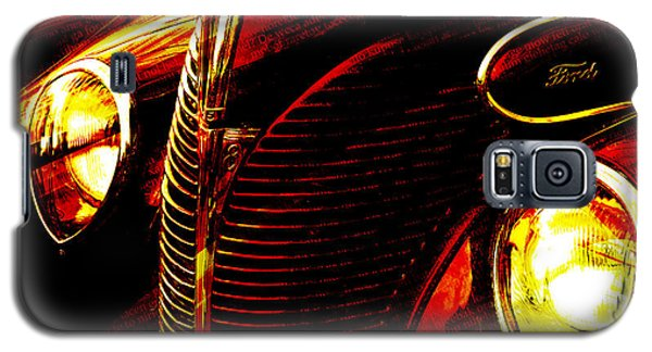 1939 Ford Galaxy S5 Case