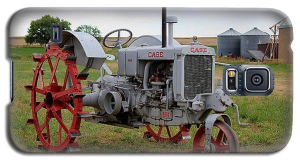 1940 Case Tractor Galaxy S5 Case