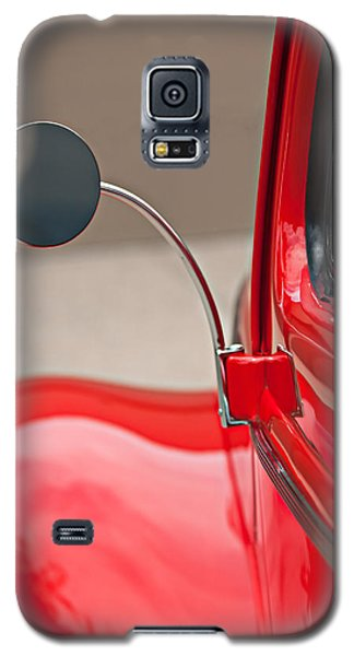1940 Ford Deluxe Coupe Rear View Mirror Galaxy S5 Case