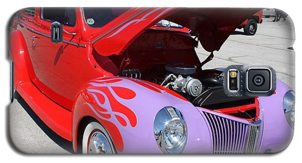 1940 Ford Two Door Sedan Hot Rod Galaxy S5 Case by John Telfer