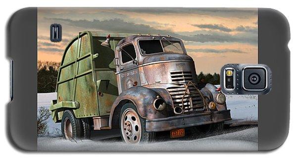 1940 Gmc Garbage Truck Galaxy S5 Case