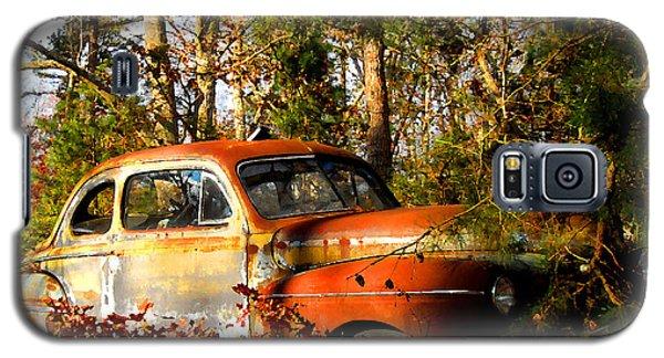 1940s Rustmobile Galaxy S5 Case