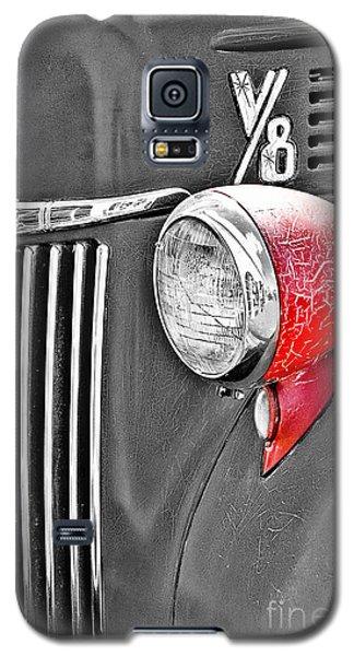 1944 Ford Pickup - Headlight - Sc Galaxy S5 Case by Mary Carol Story