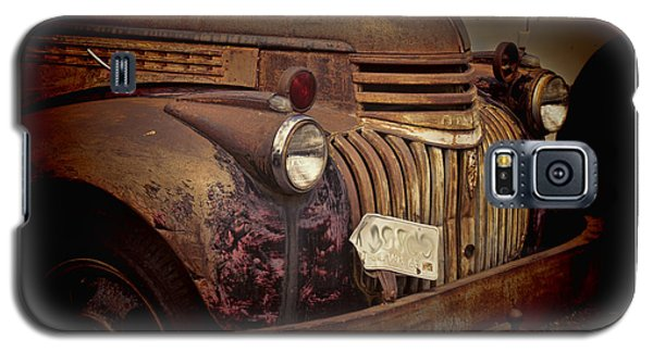 1946 Chevy Truck Galaxy S5 Case by Ron Roberts