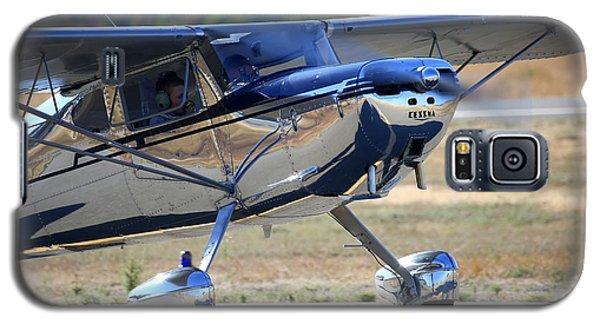 1947 Cessna 140 A Little Closer N4151n Galaxy S5 Case