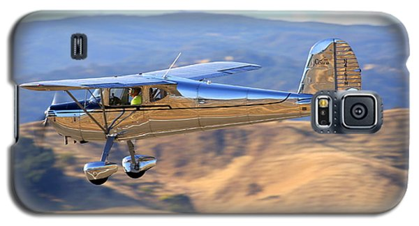 1947 Cessna 140 Fly-by N4151n Galaxy S5 Case