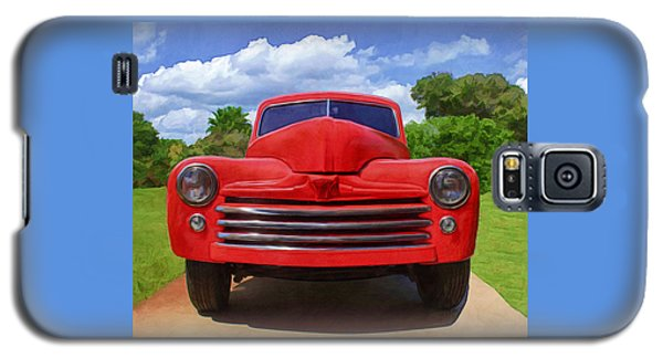 1947 Ford Galaxy S5 Case