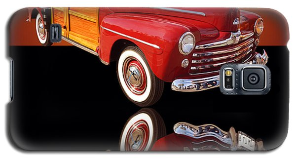 1947 Ford Woody Galaxy S5 Case