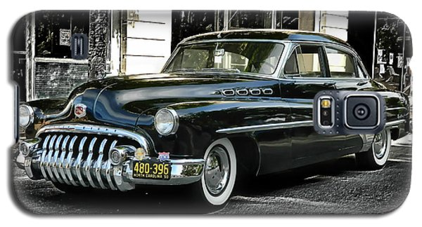 Galaxy S5 Case featuring the photograph 1950 Buick by Victor Montgomery