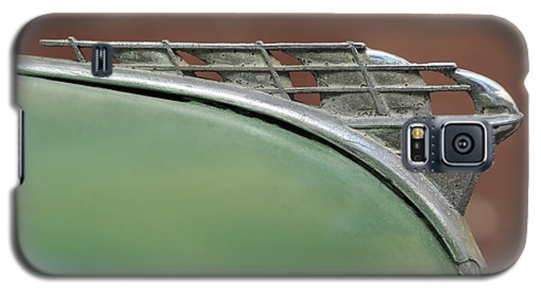 1950 Plymouth Hood Ornament - Image Art By Jo Ann Tomaselli Galaxy S5 Case