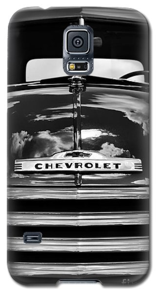 1951 Chevrolet Pickup Monochrome Galaxy S5 Case by Tim Gainey