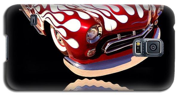 1951 Mercury Sedan Galaxy S5 Case by Jim Carrell