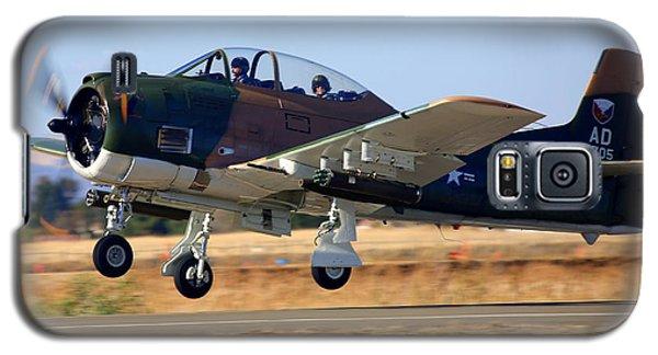 1951 T-28a Trojan Take-off N51705 Galaxy S5 Case