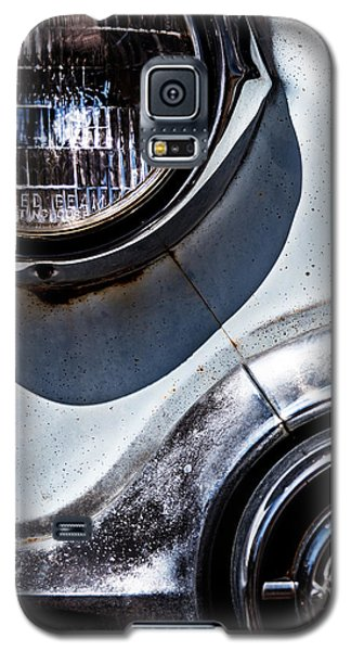 1953 Chevy Headlight Detail Galaxy S5 Case by  Onyonet  Photo Studios