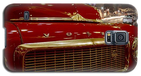 1953 Volvo Pv 444 Galaxy S5 Case by Michael Porchik