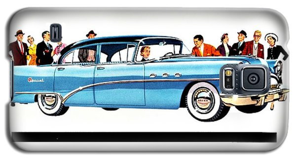 1954 Buick Ad Galaxy S5 Case