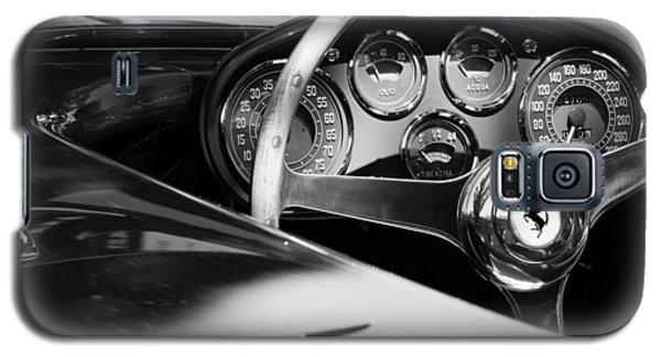 1954 Ferrari 500 Mondial Spyder Steering Wheel Emblem Galaxy S5 Case