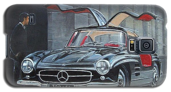 1954 Mercedes Benz 300 Sl Gullwing Galaxy S5 Case