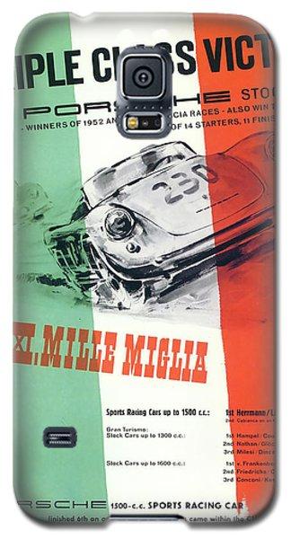 1954 Xxi Mille Miglia Galaxy S5 Case