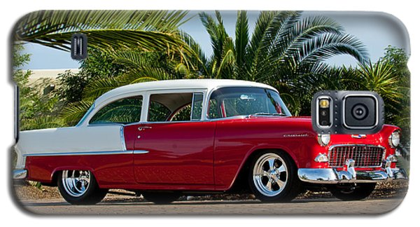 1955 Chevrolet 210 Galaxy S5 Case