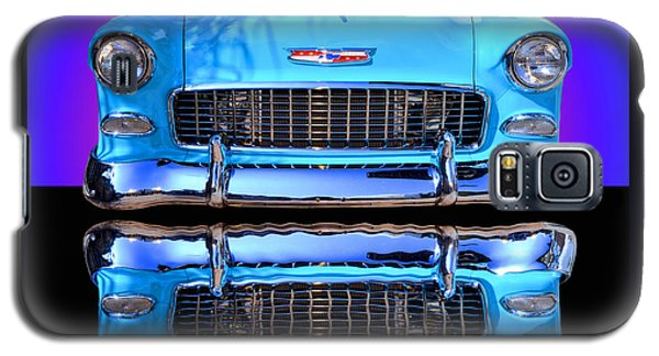 1955 Chevy Bel Air Galaxy S5 Case