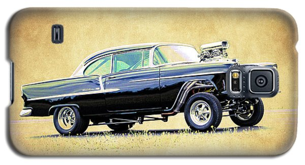 1955 Chevy Gasser Galaxy S5 Case by Steve McKinzie