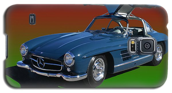 1955 Mercedes Benz 300 S L  Galaxy S5 Case by Jack Pumphrey