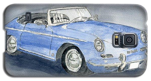1956 Porche 356b Roadster Galaxy S5 Case