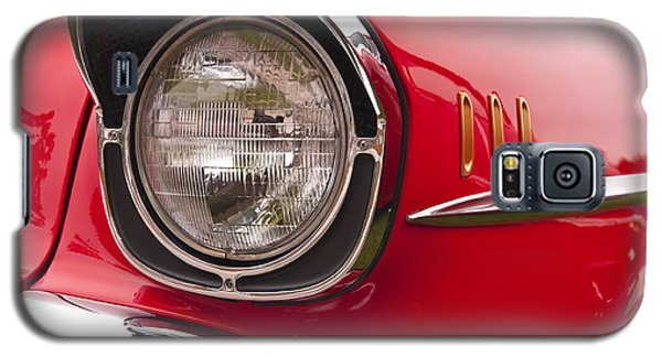 1957 Chevrolet Bel Air Headlight Galaxy S5 Case