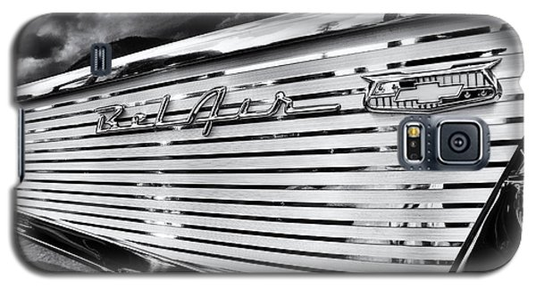 1957 Chevrolet Bel Air Monochrome Galaxy S5 Case