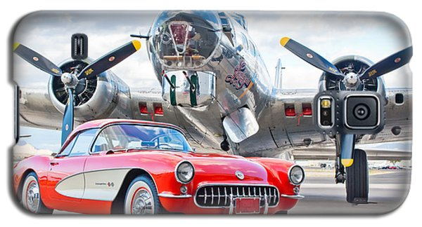 1957 Chevrolet Corvette Galaxy S5 Case