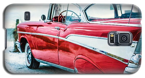 1957 Chevy Bel Air Galaxy S5 Case