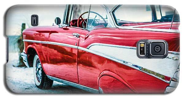 1957 Chevy Bel Air Galaxy S5 Case
