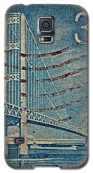 1958 The Mighty Mac Stamp Galaxy S5 Case