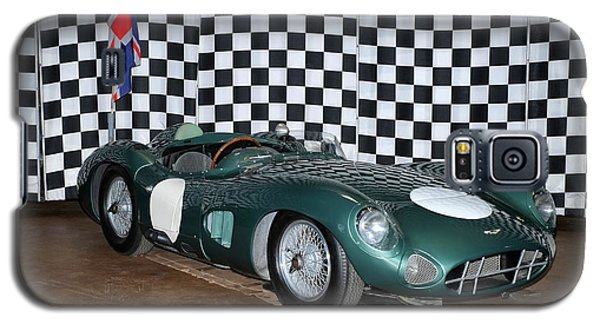 Galaxy S5 Case featuring the photograph 1959 Aston Martin Dbr1 by Boris Mordukhayev