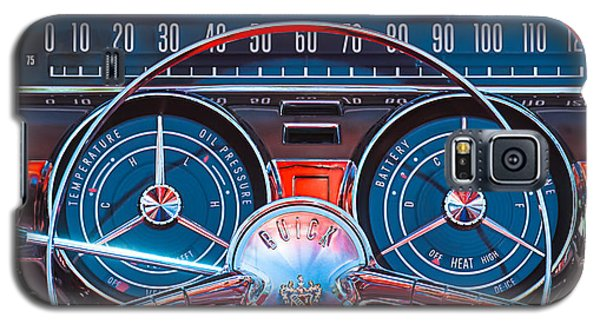 1959 Buick Lesabre Steering Wheel Galaxy S5 Case