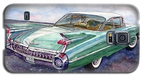 1959 Cadillac Cruising Galaxy S5 Case