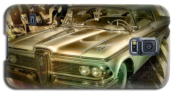 Galaxy S5 Case featuring the photograph 1959 Edsel by Ericamaxine Price