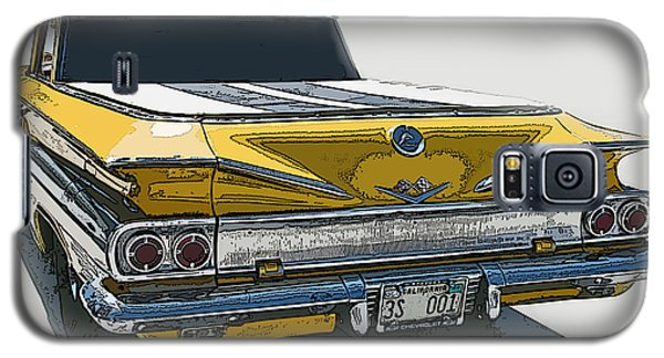 Galaxy S5 Case featuring the photograph 1960 Chevrolet El Camino by Samuel Sheats