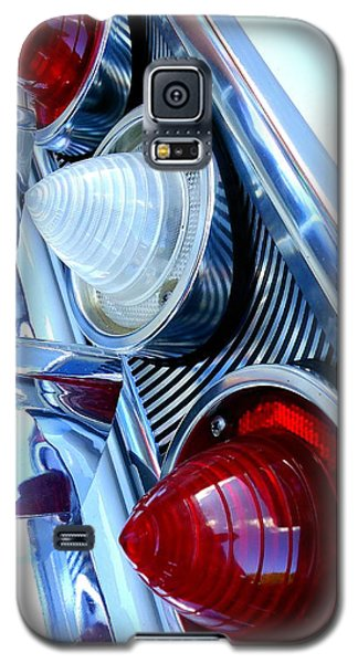 Galaxy S5 Case featuring the photograph 1960 Chevrolet Impala by Joseph Skompski