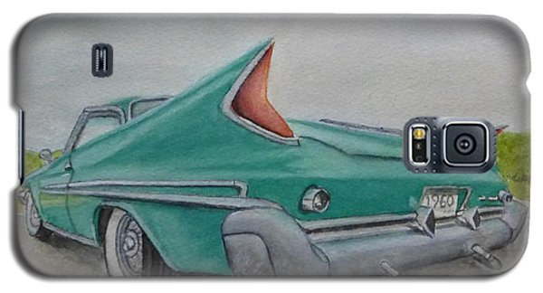 1960 Classic Saratoga Chrysler Galaxy S5 Case by Kelly Mills