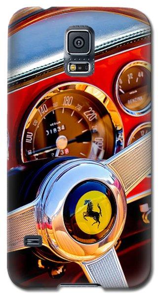 1960 Ferrari 250 Gt Cabriolet Pininfarina Series II Steering Wheel Emblem -1319c Galaxy S5 Case